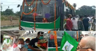 Smart electric bus will also run on Dehradun to Selakui route, 46 stoppages on the route